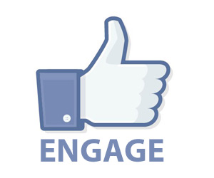 Social media is all about engagement
